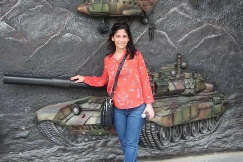 Anandini Singh
